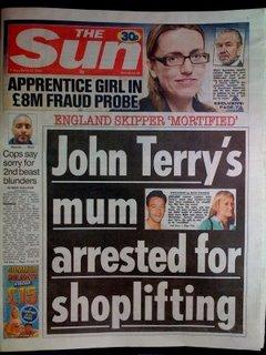 Sun Terry mum