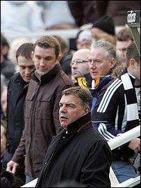 Allardyce Newcastle