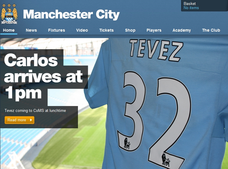 Tevez City