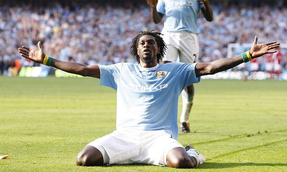 Adebayor sandwich